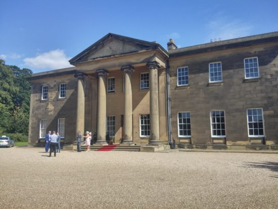 Rise Hall wedding venue