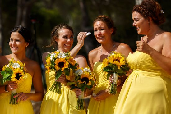 Who pays for bridesmaids dresses