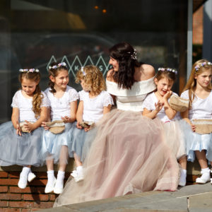 can we have a child free wedding