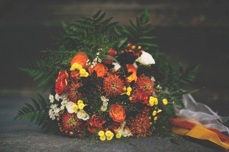 Autumn wedding inspiration